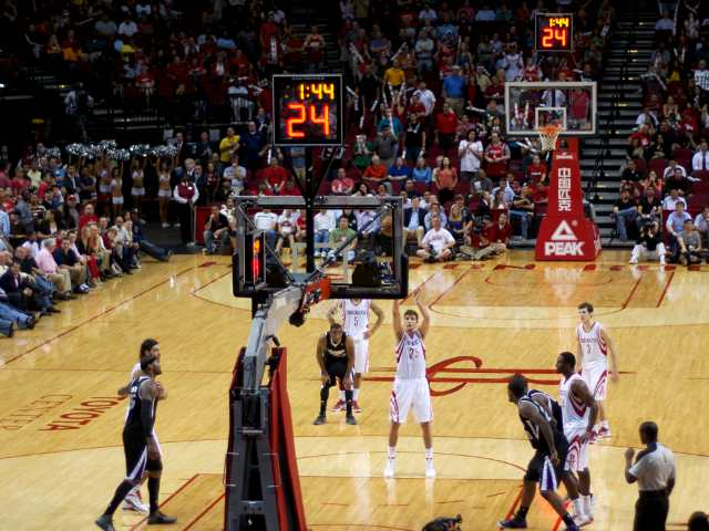 Houston Rockets Main Seats
